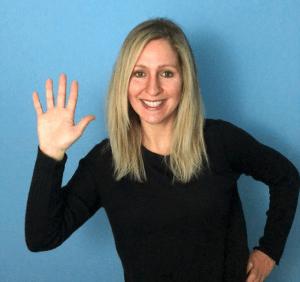 Rachel K Belkin - Austin Blogger turned blog coach and business coach
