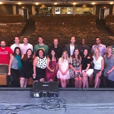 Straight No Chaser – I'll Have Another Tour Austin, Texas Blogger Event