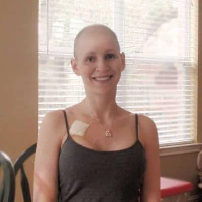 What It's Like to Have Chemo from a Young Breast Cancer Survivor