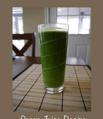 Green Juice that Tastes Good Too – Green Juice Recipe