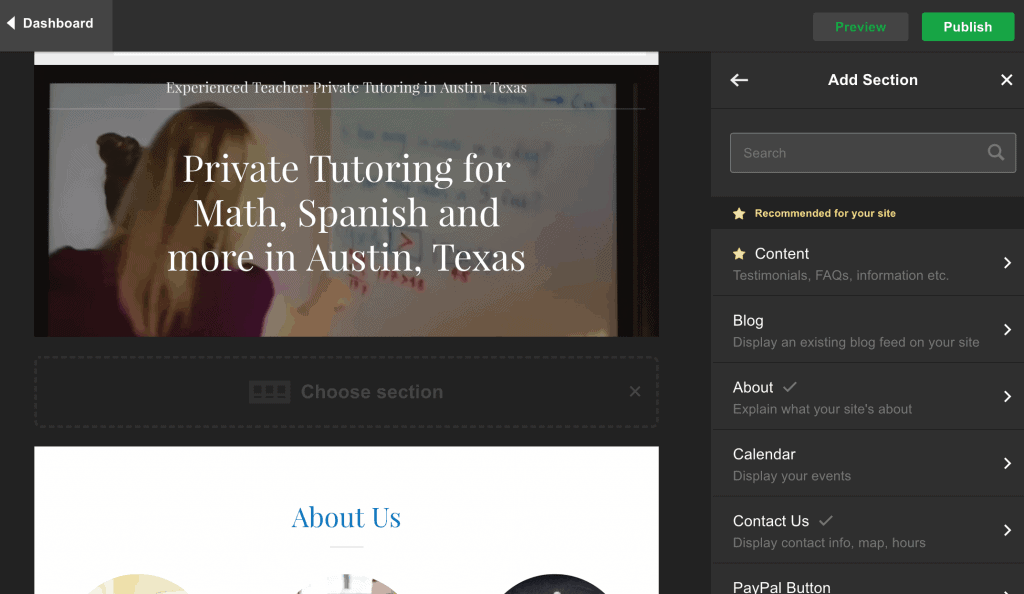 go-daddy-side-hustle-about-us-page-for-private-tutoring-austin-set-up-and-modifications-1024x594-6482147